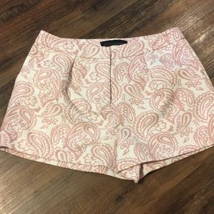 Victoria Beckham Blush Shorts - NWOT 🌟